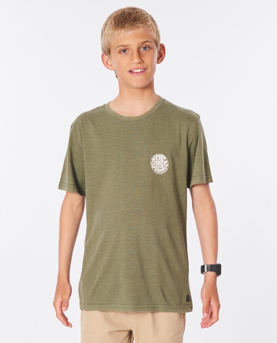 WETTIE LOGO TEE- BOY