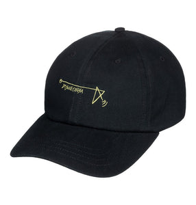 STAR HEAD HAT/ BLACK