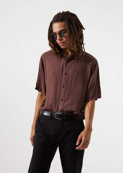 GANGSTERS PARADISE SHORT SLEEVE SHIRT