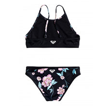 LOVE THE SURF CROP TOP SET / KVJ2