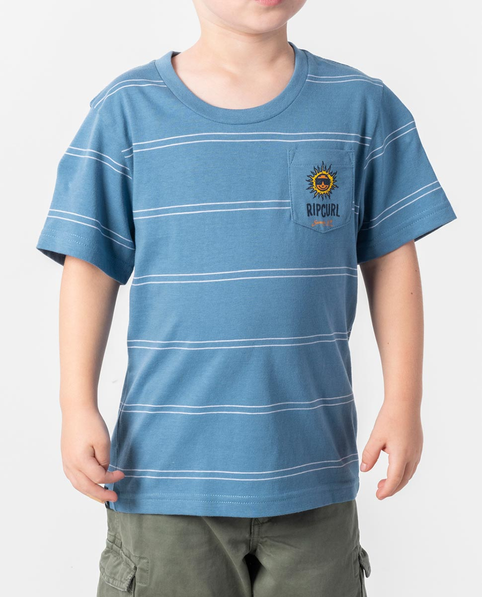 JAWS STRIPE TEE-GROMS