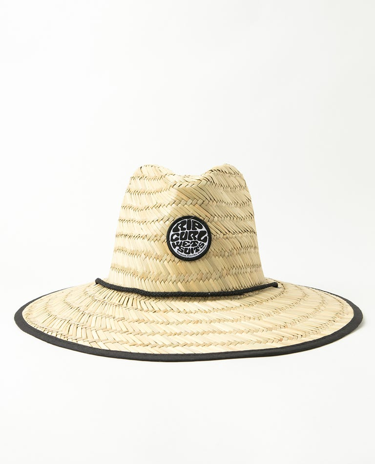 WETTY STRAW HAT
