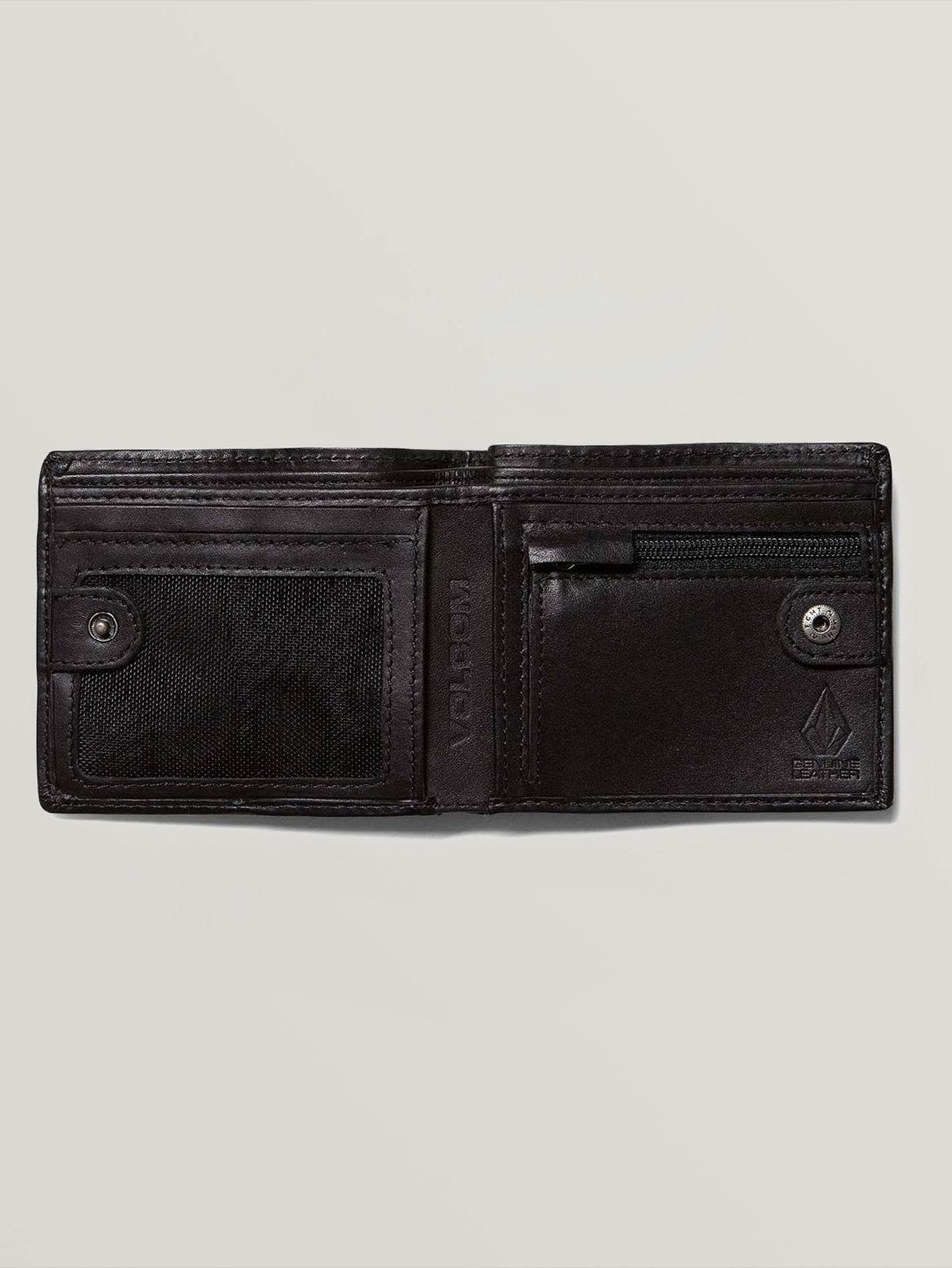 SINGLE STONE LEATHER WALLET
