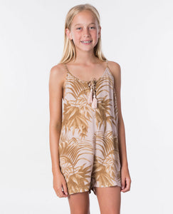 GIRLS PARADISE ROMPER