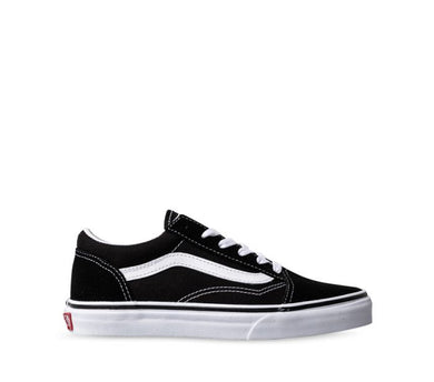 OLD SKOOL YOUTH BLACK/WHITE
