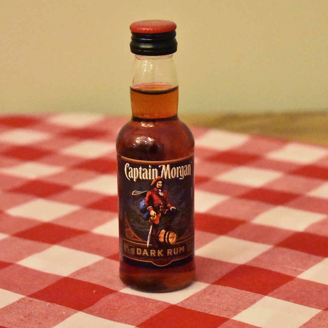 Captain Morgan Rum 50ml