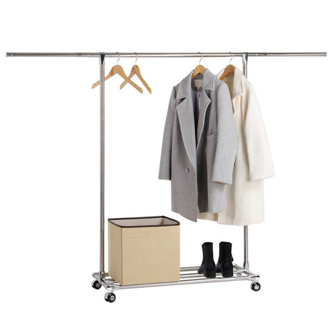Lifewit Stainless Steel Movable Clothes Rack - Lifewit Blog