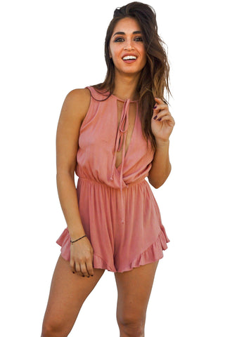Run With Me Romper