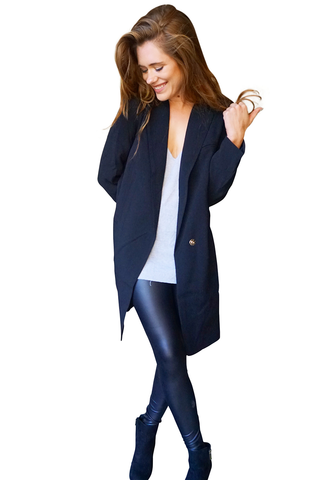 Manhattan Long Blazer
