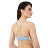 Mix-it-up | Switcher Bra + 2 Detachable Backs + Hand Beaded Shoulder Straps