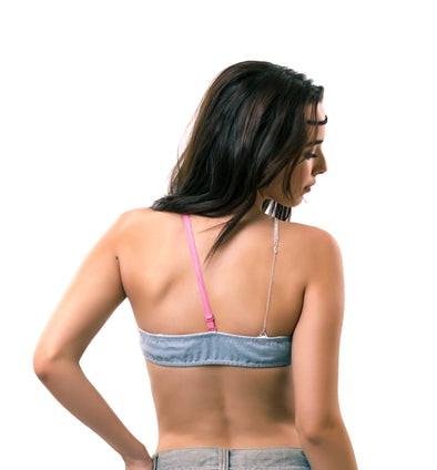 Sweet Switchables | Switcher Bra + Detachable Back + Shoulder Straps