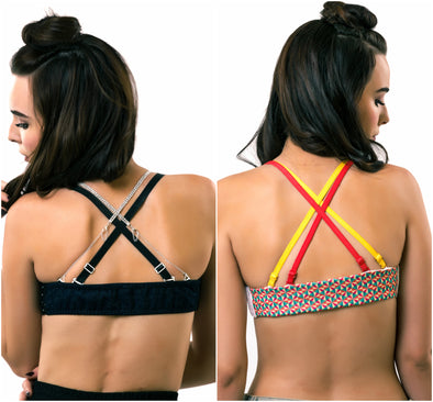 Chic | Switcher Bra + 2 Detachable Backs + 2 Shoulder Straps