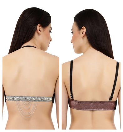 Party Mix | Switcher Bra + 2 Detachable Backs
