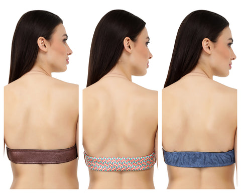 Three Backs + Bra Switch Kit # 1