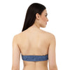 Mix it up: Switcher Bra + 2 Detachable Backs (1 Digital Print, 1 Denim)