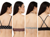 Party Box | 1 Switcher Bra + 3 Mix and Matchable Switcher Backs (2 Hand Beaded, 1 Faux Leather) + Shoulder Straps (Hand Beaded)