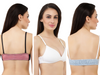 Denim + Leather | Switcher Bra + 2 Mix and Matchable Switcher Backs (1 Denim, 1 Faux Leather)