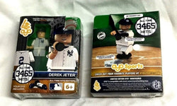 New York Yankees 3000 Hits HOF Derek Jeter OYO Sports Figure FREESHIP