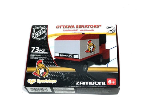 OYO Sports Figure Block Set NHL Hockey Zamboni Ottawa Senators Sealed FREESHIP