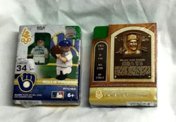 NEW Milwaukee Brewers Hall of Fame HOF Rollie Fingers OYO Sports Figure FREESHIP