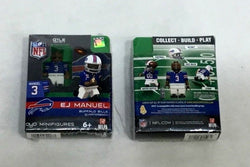 OYO Sports Figure Generation 1 Series 2 NFL Buffalo Bills EJ Manual FREESHIP