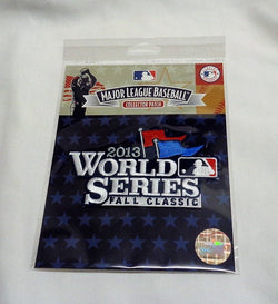 Official Boston Red Sox St Louis Cardinals 2013 World Series Jersey Patch FREESP