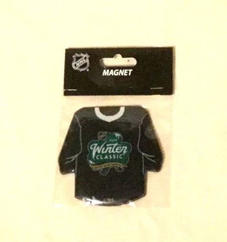 2019 Winter Classic Jersey Magnet Chicago Blackhawks Boston Bruins Notre Dame