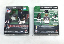 OYO Sports Figure Generation 1 Series 1 NFL Houston Texans Arian Foster FREESP