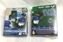 OYO Sports Figure 2013 AL Rookie of the Year ROY Tampa Bay Rays Wil Myers