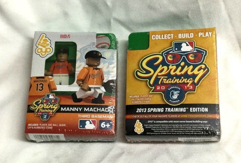 OYO Sports Figure 2013 Spring Training Generation 2 Manny Machado Orioles