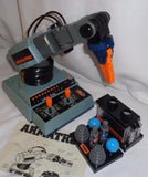 Vintage 1982 Radio Shack Tomy Armatron Robot Robotic Arm Boxed Complete Working