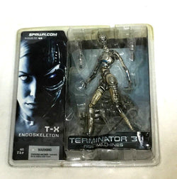 Mcfarlane Terminator 3 Rise of the Machines TX Endoskeleton Figure Sealed New