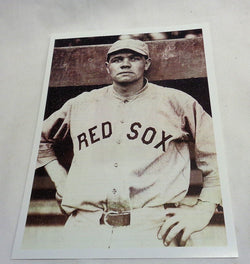 1918 Boston Red Sox Babe Ruth Pitcher Picture 8x10 Photo Fenway Park FREESHIP