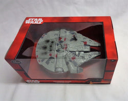 Disney Star Wars ESB ROTJ Millennium Falcon Deluxe Diecast Boxed Sealed FREESHIP