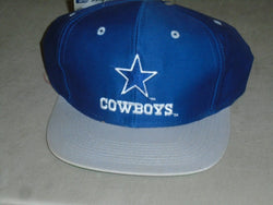 NEW 1993 Vintage Dallas Cowboys Snap Back Adjustable Hat Cap Flat Brim FREESHIP