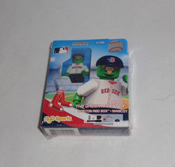 NEW Boston Red Sox Wally the Green Monster Mascot OYO Action Figure FREESHIP