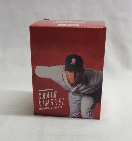 Boston Red Sox Craig Kimbrel Bobblehead Doll Statue Figure 2017 Fenway FREESHP