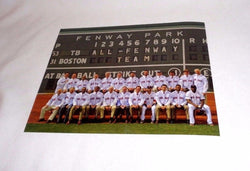 2012 Boston Red Sox All Fenway Team Picture 8x10 100th Anniversary FREESHIP