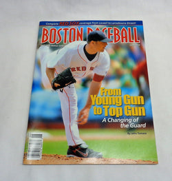 June 2010 Fenway Park Boston Baseball Red Sox Program Scorecard Jon Lester Cover