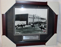 1912 Fenway Park Opening Day Boston Red Sox Framed Matted Picture 13x16 FREESHIP