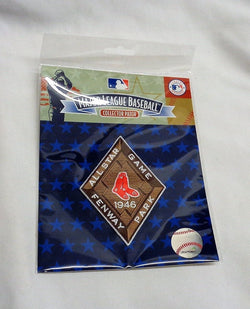 Official Boston Red Sox Fenway Park 1946 Allstar Game ASG Jersey Patch FREESHIP