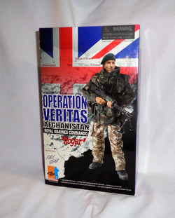 Dragon 1/6 Scale Operation Veritas Afghanistan Marine Commando Roger Doll Figure