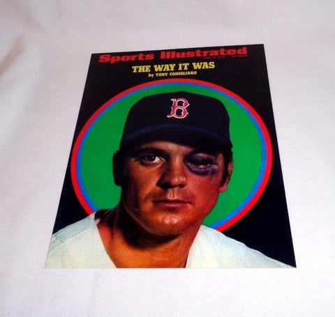 Boston Red Sox SI Sports Illustrated cover Tony Conigliaro Picture 8x10 FREESHIP