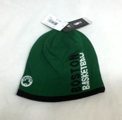 6baca3f74 Boston Celtics Adidas Winter Knit Hat Beanie Skull Cap Insulated Climalite  Type