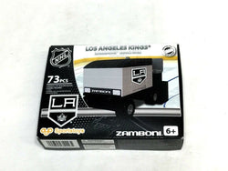 OYO Sports Figure Block Set NHL Hockey Zamboni Los Angeles Kings Sealed FREESHIP