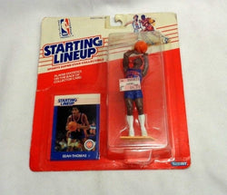 1988 Starting Lineup SLU Detroit Pistons Isiah Thomas MOC Sealed Carded