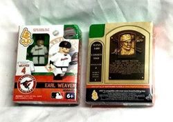NEW Baltimore Orioles Hall of Fame HOF Earl Weaver OYO Sports Figure FREESHIP