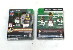 OYO Sports Figure Gen 1 Series 1 NFL Washington Redskins Santana Moss