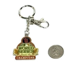 St Louis Cardinals 2011 World Series Champions Metal Keychain Clip Chain FREESHP