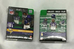 OYO Sports Figure Generation 1 Series 1 Minnesota Vikings Percy Harvin FREESHP